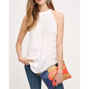 Anthropologie Cloth and Stone Ladder Tank M